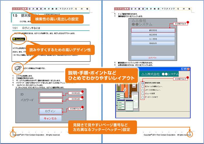 マニュアル作成サービス | CTC...